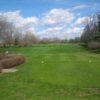 A view of a tee at Club de Golf Tecumseh